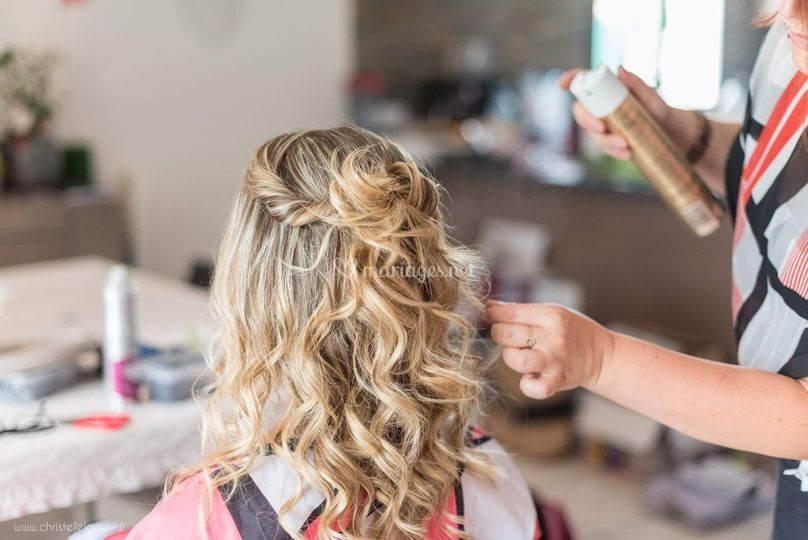 Coiffure at House