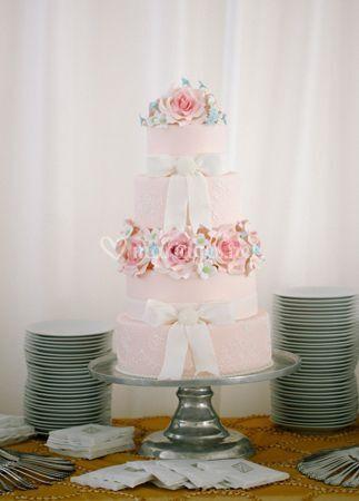 Wedding cake 3 etages