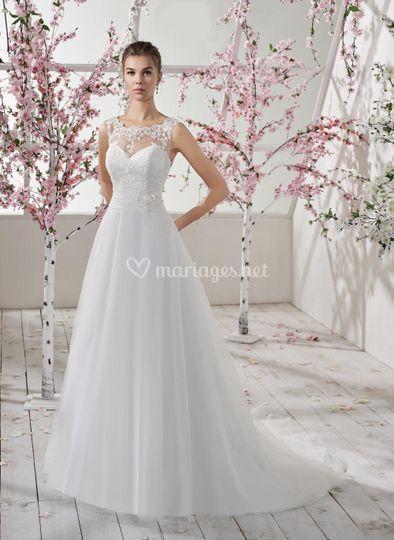 Robe de mariée 195-23