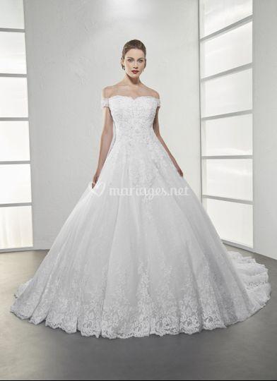 Robe de mariée EXTREME