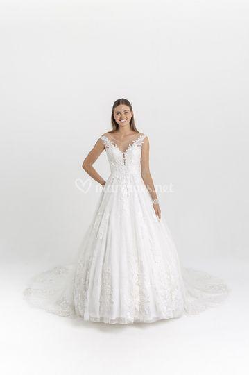 Robe de mariée Bulgarie