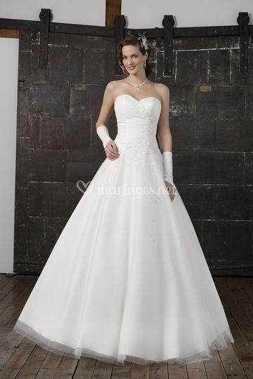 Robe de mariée LOUANE