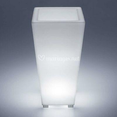 Vase lumineux