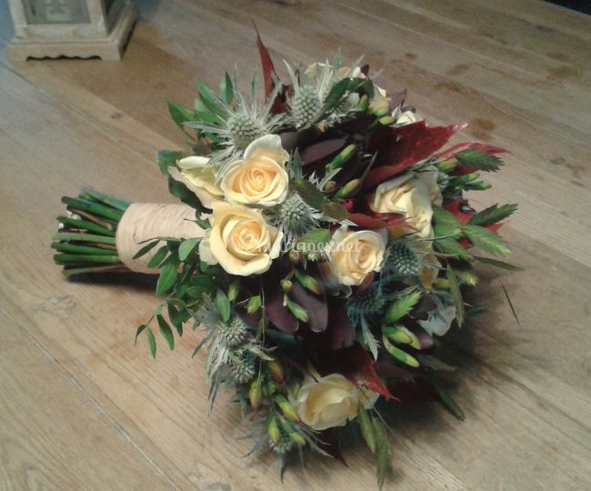 Bouquet automne/Estelle Lec