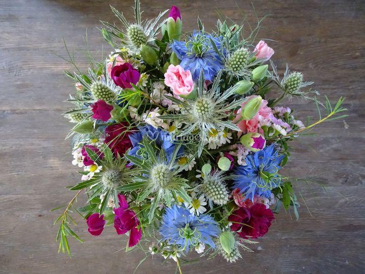 Bouquet champêtre / Estelle L