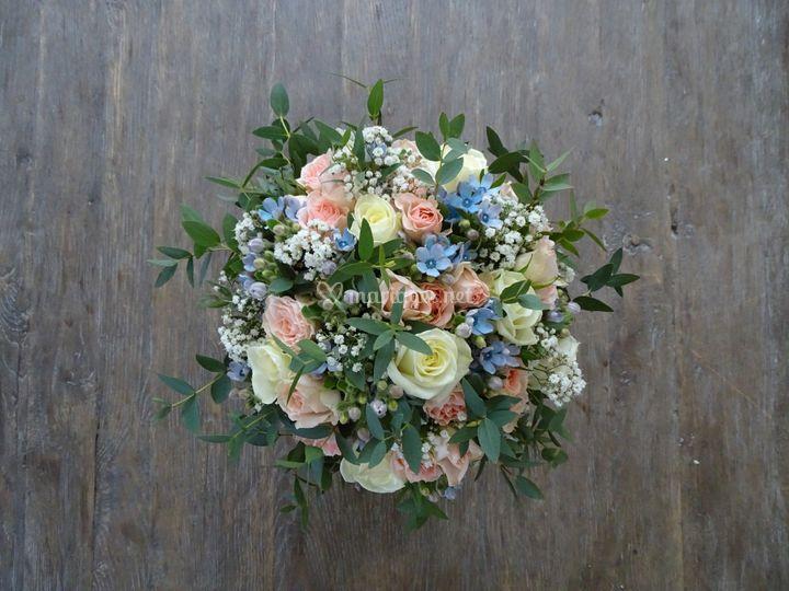 Bouquet douceur/ estelle