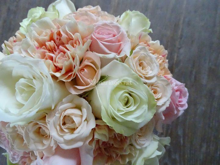Bouquet tendresse/estelle