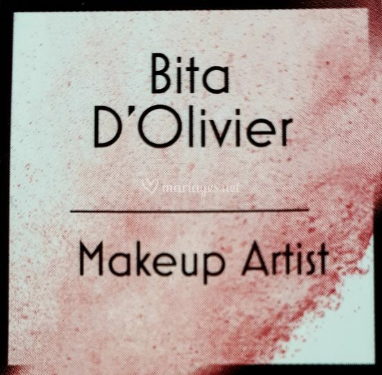 Bita D'Olivier Makeup Artiste