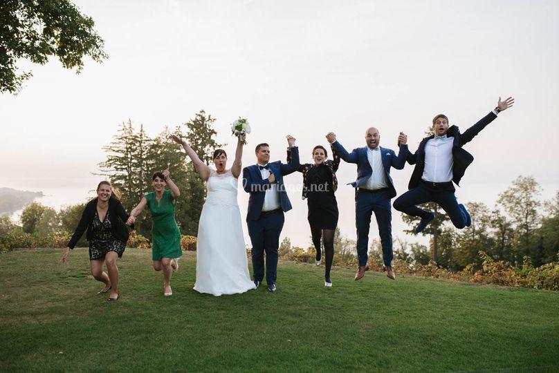 Mariage - Evian Academy du Gol