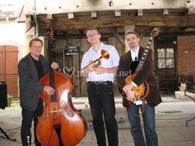 Trio Jazz portrait