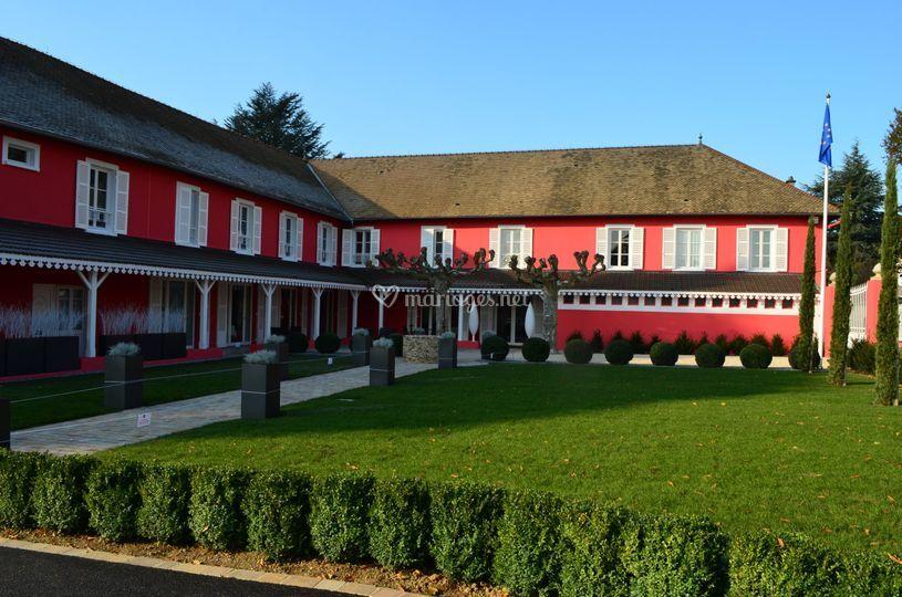 Les Maritonnes*** Parc & Vignoble