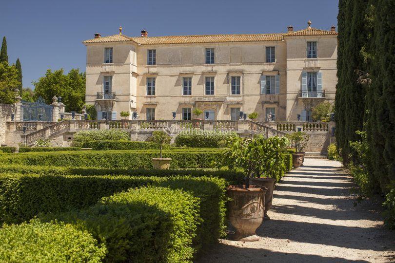Château de Flaugergues