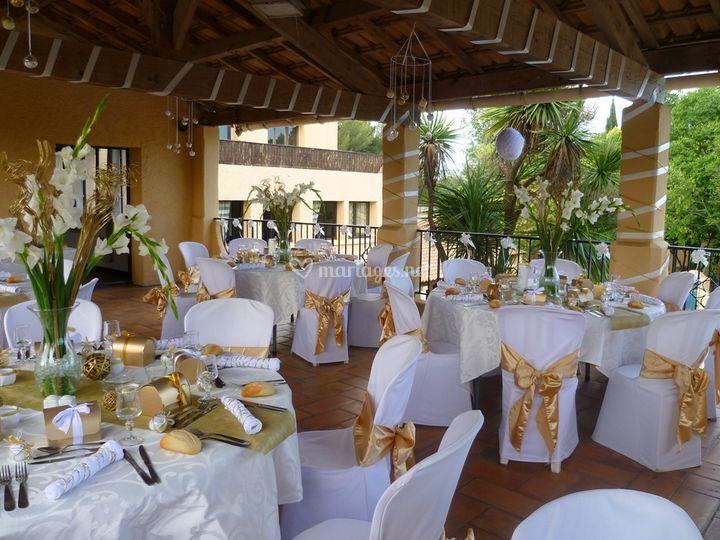 Terrasse Muscat