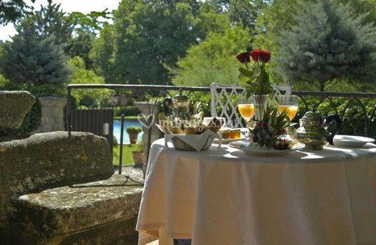 La table de ch teau d 39 arpaillargues photo 10 - La table marseillaise chateau gombert ...