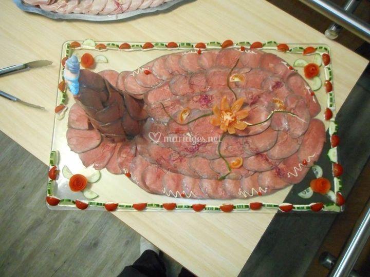 Table de snacks