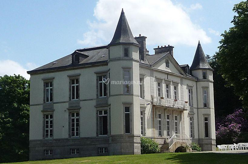 Le Château en mai