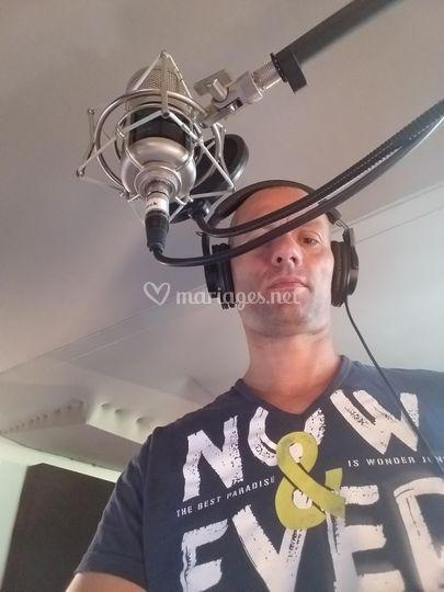 Chrislifeline en studio