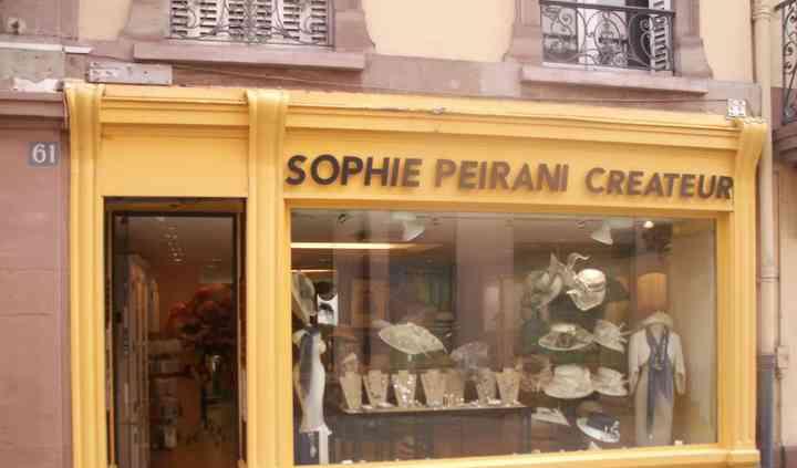 Sophie Peirani Créateur