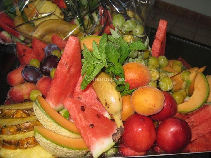 Saveurs du sud - Corbeille de fruits a domicile ...