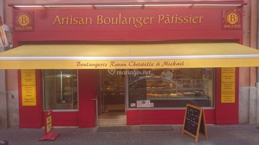 Boulangerie Ravau