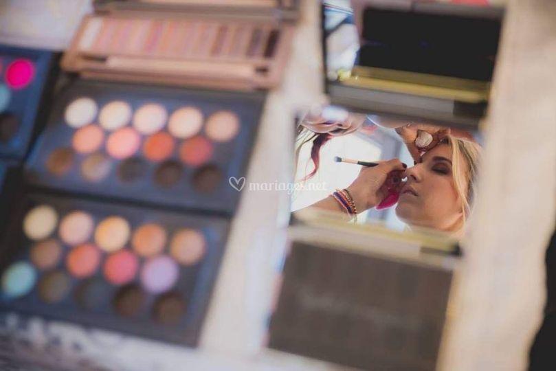Nelly Suchier Make Up