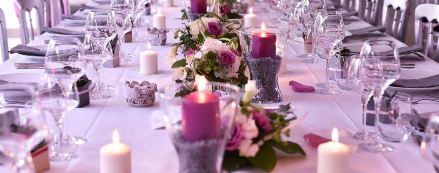 Table magnifique