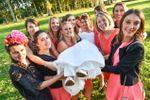 Porté de la mariée
