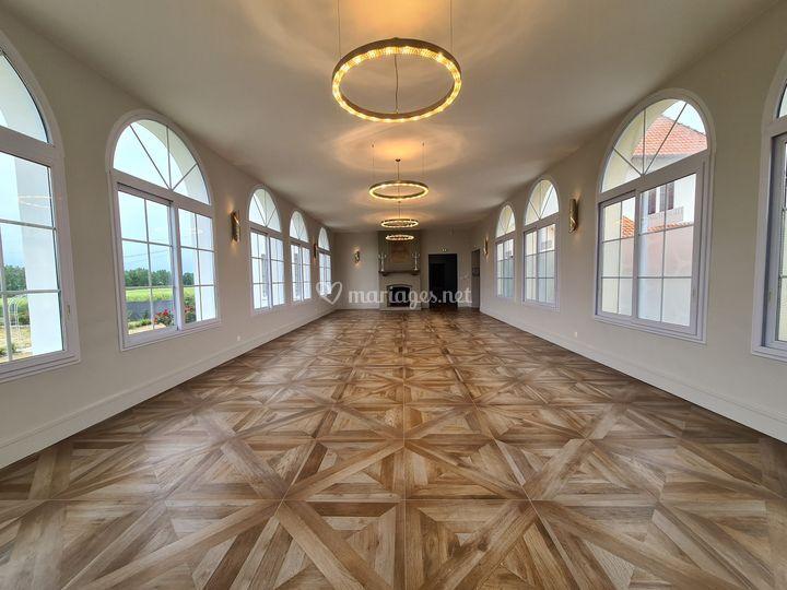 Salle de réception principale