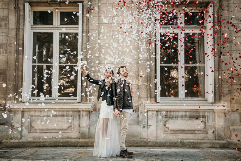Mariage à Gradignan