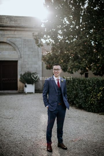 Mariage Château St Georges