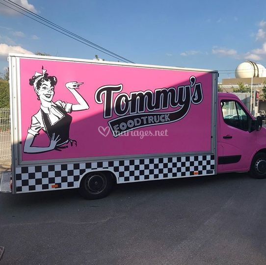 Foodtruck Tommy's