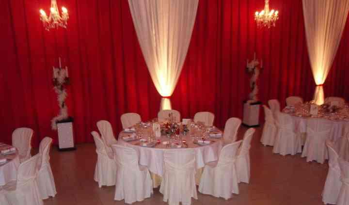 Magnifique salle