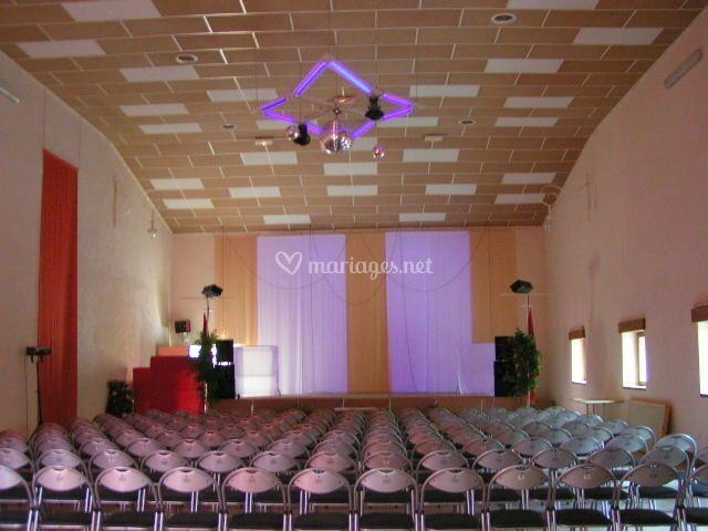 Salle pour séminaire
