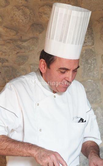 Le chef, JN Prabonne