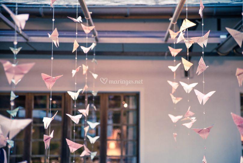 Grands Projets dans Petits Papiers - Origami