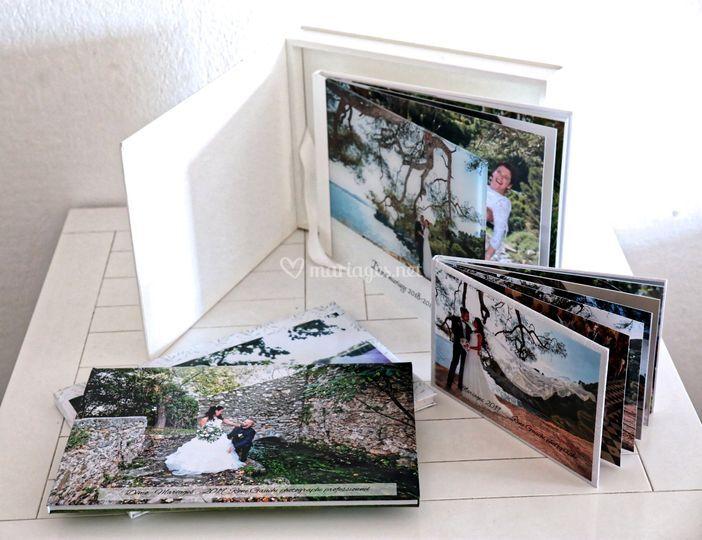 Notre gamme de livre photo