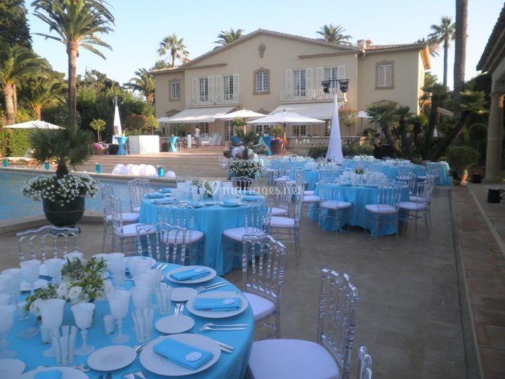Mariage St Tropez