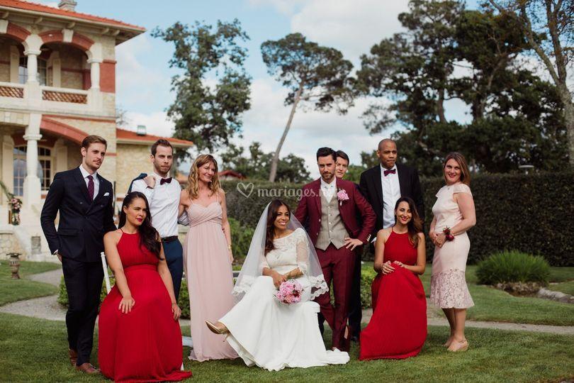 Mariage Sud Ouest - Arcachon