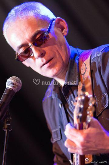 Stéphane - Chanteur/guitariste