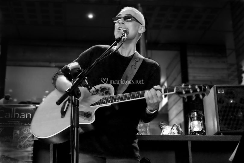 Stéphane - Chant-Guitare