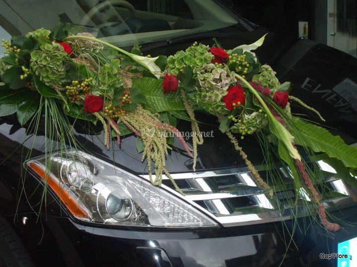 Double décoration de voiture