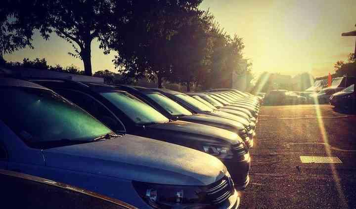 Une large gamme de véhicules