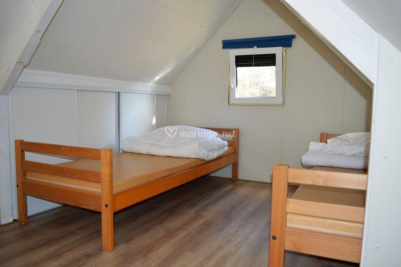 Mezzanine des cottages