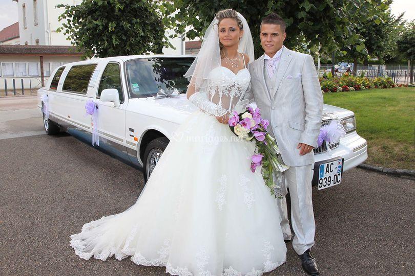 Mariage Vanessa et Kevin 2011