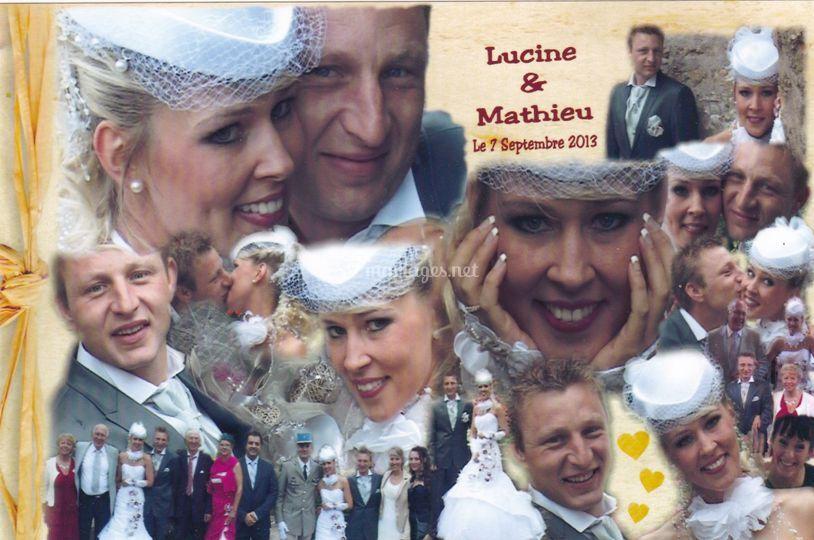 Remerciements Lucine