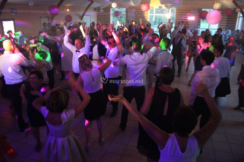 Mariage 250 personnes 2015