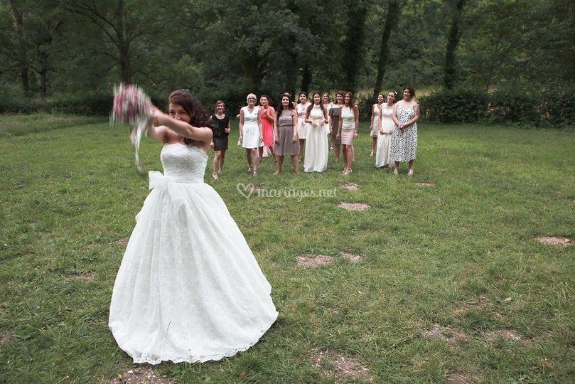 Lancer bouquet