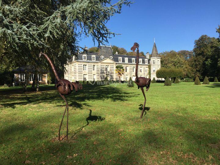 Parc du Château du Tôt