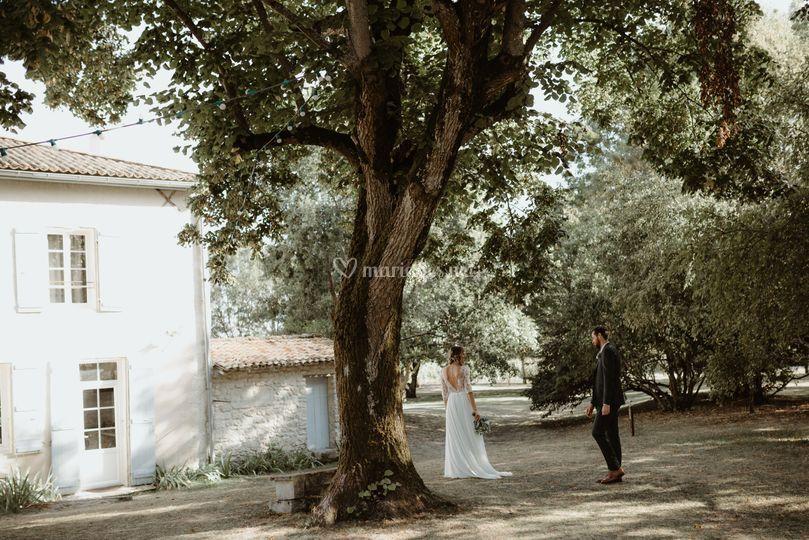 Les mariés du Logis