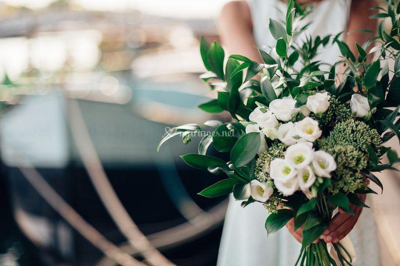Bouquet végétal